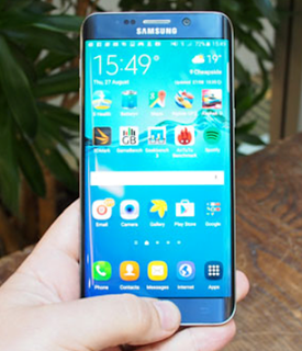 Review dan Harga Samsung Galaxy S6 Edge+